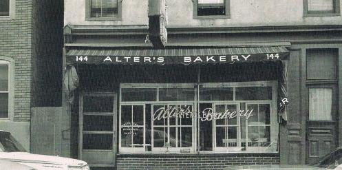 Alter's Bakery & Cortlandt St